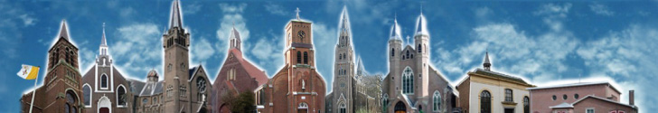 Kerken Pater Damiaan Parochie